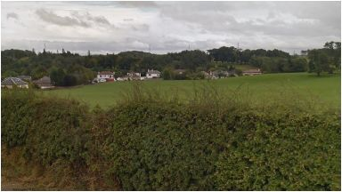 Waterfoot: Police attended a gang fight on a field.