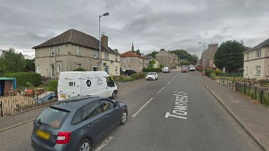 Dalry: Police were called to Townend Street.