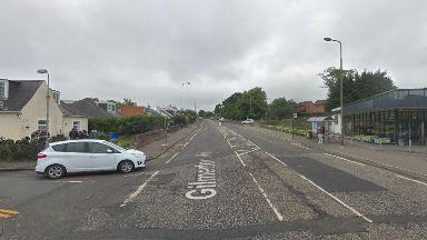 Edinburgh: The disturbance took place on Gilmerton Road.