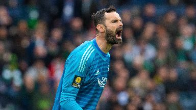 Joe Lewis has been named Aberdeen captain.