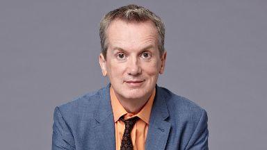 Comedian: Frank Skinner will perform at the Edinburgh Festival Fringe this summer.