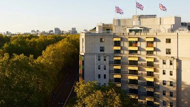 London: Calls have been made to boycott The Dorchester.