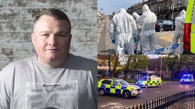 Bradley Welsh: The actor was killed in Edinburgh.
