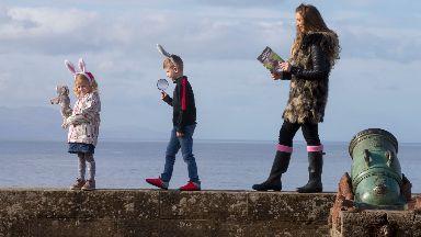 Discover: Visit Scotland's treasured places.