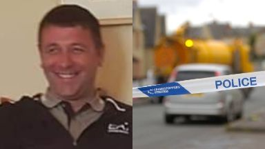 Murdered: Anthony Ferns was attacked in Glasgow.
