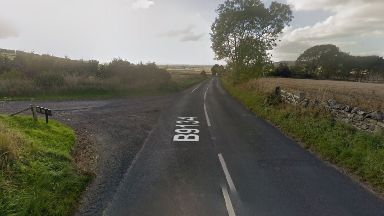 Angus: Kelly McGettigan died after crashing on the B9134,