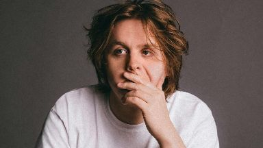 Album: Lewis Capaldi is on course for number one.