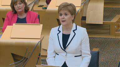 Nicola Sturgeon: Indyref2 options needed 'within lifetime of this parliament'.