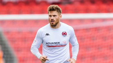 David Goodwillie: The footballer's victim was awarded £100,000.