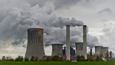 Greenhouse gas: Targets have been set.