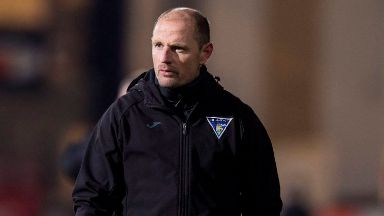 Manager: Allan Johnston will take charge of Queen of the South.