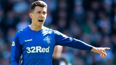 Behaviour: Ryan Jack admits Rangers need to sort out their collective discipline.