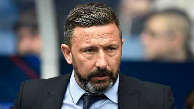 McInnes is working to recruit new players for next season.