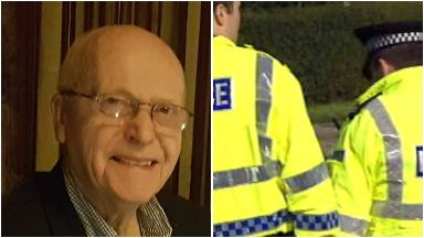 Found: Stanley Hodge is safe and well.