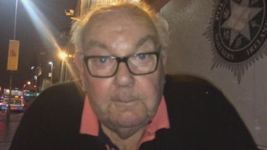 Paedophile: Jim McCafferty.