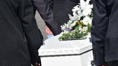 Funeral coffin generic