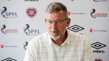 Levein: Won't resume director of football role.