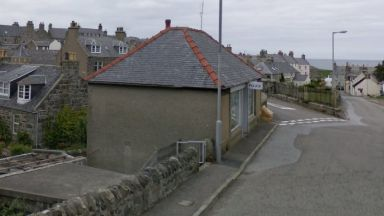 Portsoy police station is set for a transformation.