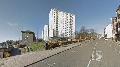 Dundee: Hilltown Court.