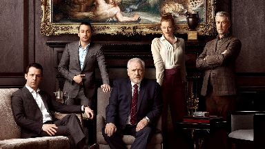 Succession: Part of the new series has been filmed in Scotland.