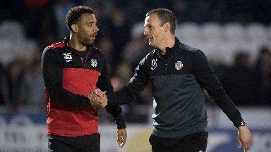 Anton Ferdinand has left St Mirren.