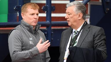 Neil Lennon and Peter Lawwell plan to add to the Celtic squad this summer.
