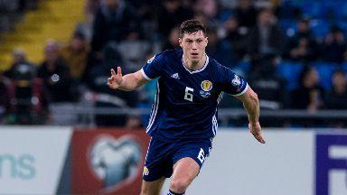 Scott McKenna: The Aberdeen defender is confident ahead of Saturday.