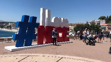 Scotland's World Cup adventure begins in Nice.