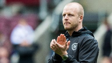 Naismith is on track to be fit for pre-season.