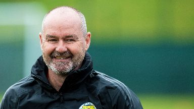 Clarke impressed as Kilmarnock boss.