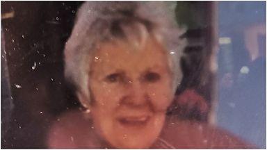 Missing: Elizabeth Donald from Elgin.
