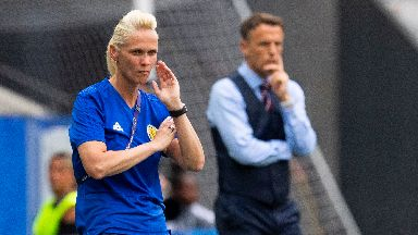 Shelley Kerr was proud of her players' efforts.