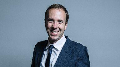 Matt Hancock: Took over as health secretary last year.