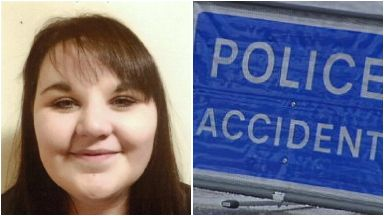 Crash: Claire Anderson died in Orkney.