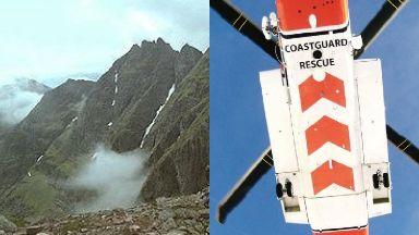 An Teallach: Ronald Garwood died while climbing the Munro.