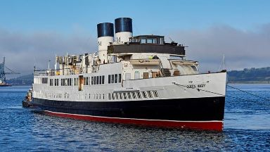 TS Queen Mary: The famous Clyde steamer will return to Glasgow.
