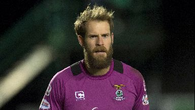 Owain Fon Williams has moved from Inverness.
