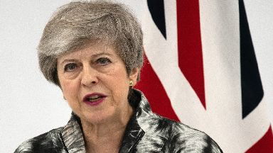Prime Minister: Theresa May will visit Scotland on Thursday.