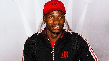 Signed: Boli Bolingoli-Mbombo will play for Celtic.