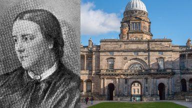 Edinburgh Seven: Sophia Jex-Blake will be honoured by the university.
