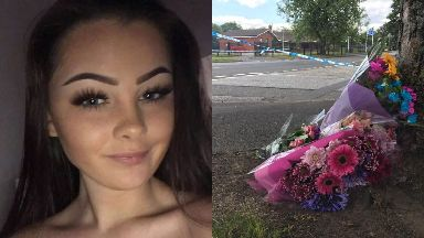 Tribute: Robyn Fryar's family have been left devastated over her death.