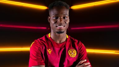 Sherwin Seedorf: Two-year deal at Motherwell.
