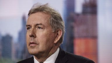 Sir Kim Darroch: Memos about Donald Trump were leaked.