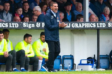 Allesio: First game in charge ends in draw.