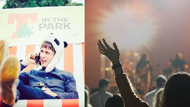 Superstar: Gerry Cinnamon will perform in Aberdeen and Glasgow.