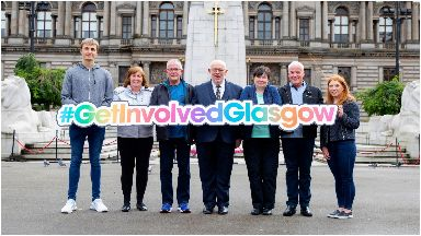 Volunteers: Three major events coming to Glasgow.