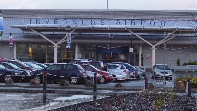 Inverness: A number of airports will close.