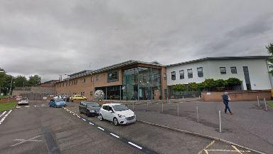 Glasgow: The assault took place at Gartnavel Royal Hospital.