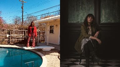 Globetrotter: Emme Woods performed at SXSW in Texas.