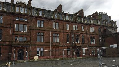 Ayr Station: Report found close to 1000 defects.